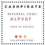 Cash pirate referral codes