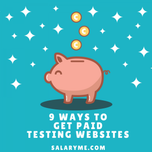 Learn how to get paid to test websites
