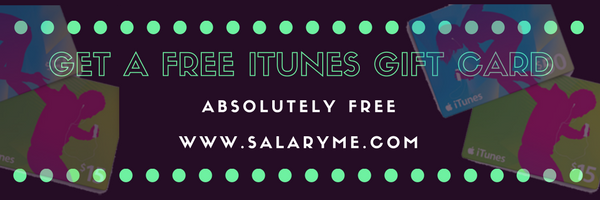 how to get free itunes gift card free