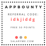 AppBounty Referral Codes idkjiddg