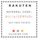 Rakuten Referral Codes 2020