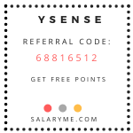 Ysense referral codes 2020